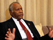 Condolences to Vanuatu on passing of President