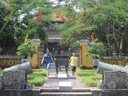 Indecent clothing banned at Hue monuments