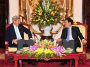 Deputy PM welcomes former US Secretary of State
