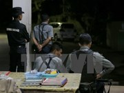 Myanmar discovers terrorist training camps in western region