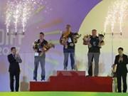 Da Nang int'l firework festival closes in flying colours