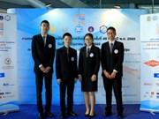 Thailand to host 49th International Chemistry Olympiad