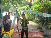 Malaysian wins Tam Dao Mountain Trail