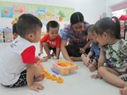 Advanced teaching model spreads in HCM City