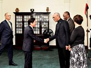 Diplomat: Vietnam wants to deepen cooperation with Guyana