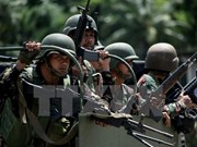 Philippines says no negotiation with Islamic militant groups