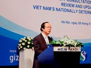 Vietnam kicks off update of NDCs to realise Paris Agreement