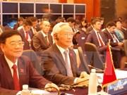 Vietnamese, Russian legislators discuss cooperation measures