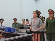 Anti-State instigator Nguyen Ngoc Nhu Quynh gets 10 years in prison