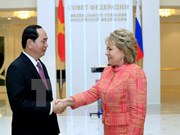President: Vietnam prioritises developing relations with Russia