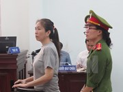 Anti-State instigator Nguyen Ngoc Nhu Quynh brought to trial