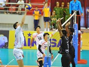 Asian Men's Volleyball Championships kicks off in Ninh Binh