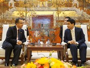 Hanoi mayor promises optimal conditions for Moroccan investors