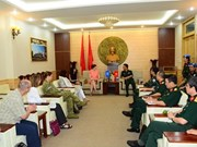 UN puts trust in Vietnamese peace-keeping forces