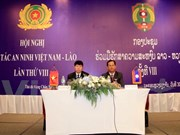 Vietnam, Laos work to boost security cooperation