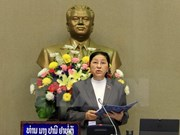 Lao National Assembly Chairwoman to visit Vietnam