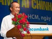 Sacombank board names new chairman