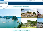 New look for Vietnam tourism website