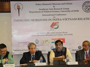 Int'l seminar celebrates Vietnam-India diplomatic ties