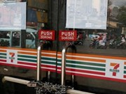 7-Eleven outlets closed in Indonesia