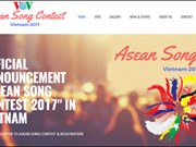 ASEAN Song Contest 2017 to be held in Vietnam