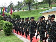 India, Thailand hold joint exercise