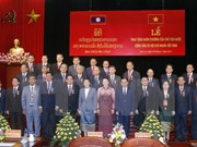 Leaders of Lao provinces awarded Vietnamese President's Orders