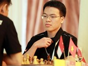 Chess grandmaster ties in 6th, 7th rounds of World Open