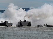 Indonesia, US hold joint naval exercise