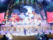 Vietnam-Laos culture, sports and tourism festival kicks off