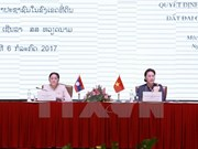 Vietnam, Laos share experience on land management