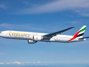 Emirates commences Hanoi-Dubai daily flights