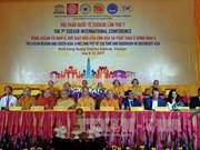 HCM City hosts int'l workshop on Buddhism
