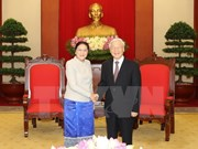 Vietnamese, Lao legislatures urged to bolster ties