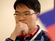 Vietnam's Grandmaster Liem to compete in US Rapid Blitz event