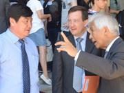 Meet Vietnam 2017 kicked off with scientific workshops