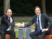PMs of Vietnam, Netherlands vow to deepen ties