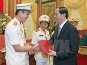 President expresses gratitude to war invalids, martyrs