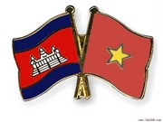 VN, Cambodia enhance coordination in ensuring border security
