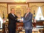Vietnam, Malaysia vow to step up strategic partnership