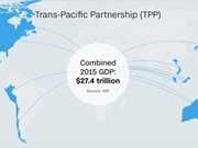 TPP negotiations continued without US