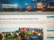 Vietnam trade information portal launched