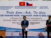 Prague exhibition introduces Vietnam's sea, islands' beauty