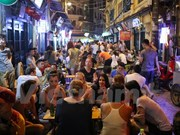 Hanoi sees 8 percent rise in visitors