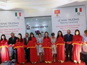 Italy-Vietnam launch footwear tech centre