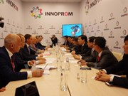 Vietnam seeks cooperation with Russia's Sverdlovsk province