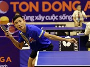 Golden Racket table tennis tourney kicks off in HCM City