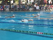 Vietnam grabs first ever swimming gold in regional school games