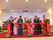 Vietnam tourism culture days in Laos