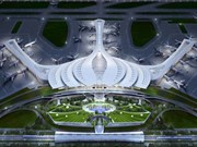 Lotus-inspired design chosen for Long Thanh int'l airport